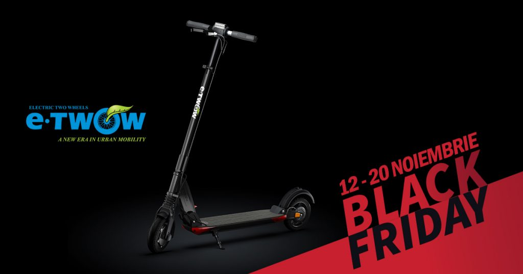 E-TWOW Black Friday